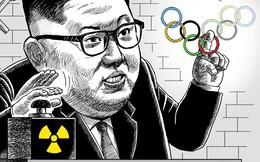 """""""Cành ô liu"""" Olympics của Triều Tiên sẽ chỉ làm Hàn Quốc thất vọng?"""