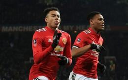 Lingard tái hiện siêu phẩm giúp Man United có chiến thắng muộn màng