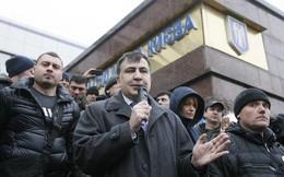 Ukraine xử vắng mặt 3 năm tù cựu tổng thống Georgia Saakashvili