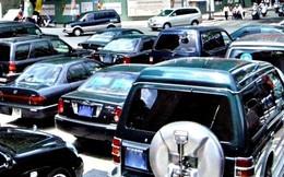 Bộ Tài chính: Sẽ áp dụng bán đấu giá công khai xe ô tô công đủ điều kiện thanh lý