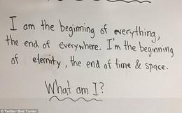 Trước câu hỏi 'tôi là ai?' cực hại não, đáp án của các em học sinh lớp 1 khiến mọi người ngỡ ngàng