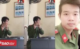 Chiến sĩ PCCC khiến nhiều người xao xuyến với màn thổi sáo 'Buồn của anh'