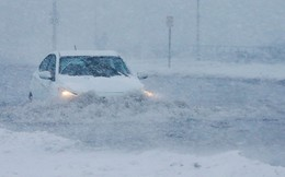 Sau bão tuyết, Boston lại hứng chịu nạn lụt và triều cường lớn nhất trong gần 1 thế kỷ