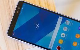 Samsung Galaxy A8/ A8+ lên kệ: viền màn hình mỏng, camera selfie kép
