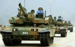 """Hàn Quốc chế tạo xe tăng """"trong suốt"""""""