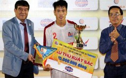 Đội trưởng U21 Việt Nam viết giấy vay nợ 100 nghìn của đàn anh ở HAGL