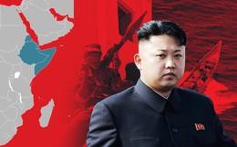 """Triều Tiên """"vượt mặt"""" LHQ, xây dựng thành trì vũ khí giá rẻ ở Sừng châu Phi"""