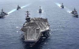 Tàu sân bay hạt nhân Mỹ đến gần bán đảo Triều Tiên