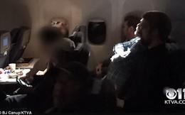 Hành khách Việt bôi đầy chất thải lên nhà vệ sinh, máy bay chở hơn 200 khách của Mỹ phải hạ cánh khẩn