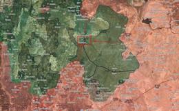 """""""Hổ Syria"""" xung trận chiếm liên tiếp 9 địa bàn phiến quân tại sào huyệt Idlib"""