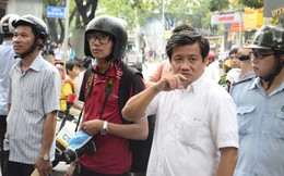 Các cơ quan TP.HCM nói chưa nhận được đơn từ chức của ông Đoàn Ngọc Hải