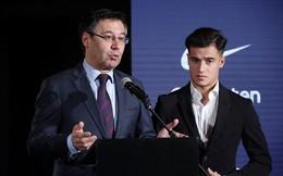 Ra mắt Barca, ngôi sao trăm triệu Coutinho nhận ngay tin chấn thương dài ngày