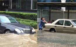 Châu Mỹ bão tuyết khủng khiếp, Úc đương đầu nắng nóng lịch sử, Singapore cũng chịu cảnh lụt lội nghiêm trọng