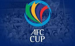 Các CLB Việt Nam xác định đối thủ ở AFC Cup