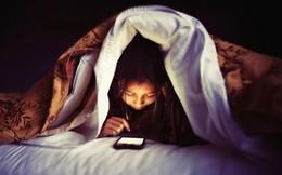 Hàng loạt nghiên cứu tại Mỹ: Dùng điện thoại trước khi ngủ có thể gây tác hại khủng khiếp