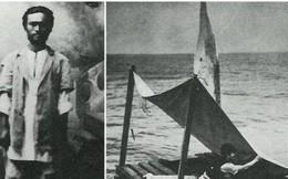"""""""Life of Pi"""" phiên bản đời thực: Người đàn ông lênh đênh trên biển suốt 133 ngày, bắt hải âu, giết cá mập để sinh tồn"""