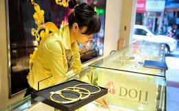 Chênh lệch giá vàng nội và ngoại ở mức cực thấp