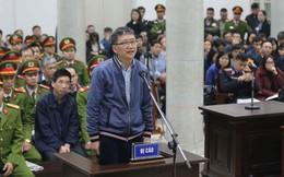 Bị cáo Trịnh Xuân Thanh phủ nhận hoàn toàn cáo buộc nhận quà 4 tỷ đồng