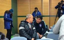HLV Park Hang-seo báo tin vui trước thềm đại chiến với Hàn Quốc