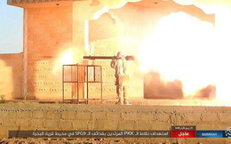IS đánh du kích, giáng đòn đau người Kurd trên chiến trường Deir Ezzor
