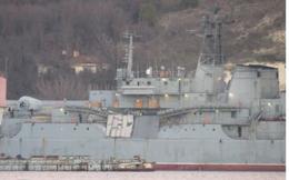 Tàu chiến Nga bị tàu hàng đâm trên biển Aegea