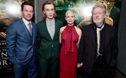 Hollywood bất bình khi nam tài tử Mark Wahlberg được trả lương cao gấp 1.500 lần bạn diễn nữ
