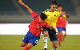 """Cặp đôi """"máy ủi"""" của U23 Hàn Quốc khiến HLV Park Hang-seo ngập tràn lo âu"""