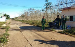 Vụ nổ kho đạn ở Gia Lai: Quân đội tăng cường canh gác, hạn chế người dân lại gần khu vực nguy hiểm