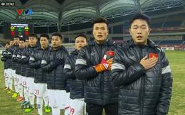 """TRỰC TIẾP U23 Việt Nam vs U23 Hàn Quốc: Cái lạnh """"đe dọa"""" U23 Việt Nam tới tận trước giờ G"""