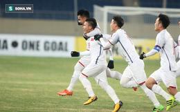 TRỰC TIẾP U23 Việt Nam 1-2 U23 Hàn Quốc: Không được rồi, U23 Hàn Quốc đã vươn lên dẫn trước