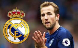 Real 'đi đêm' với Kane, Tottenham lo sốt vó