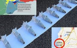 Nếu Ukraine tấn công Crimea: Sẽ dùng đúng kịch bản UAV tập kích căn cứ Hmeymim/Nga?