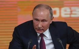 Putin tuyên bố biết ai tấn công căn cứ Nga ở Syria