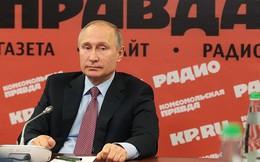 Tổng thống Vladimir Putin mời binh sĩ Ukraine đến Crimea