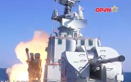 Thiết kế mới của tàu tên lửa tấn công nhanh 1241.8 Molniya: Ấn tượng, khác biệt hoàn toàn