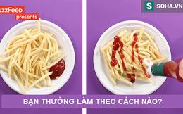 Trên đời này có 2 loại người: Bạn giống bên trái hay bên phải hơn?
