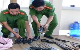Vĩnh Long thu giữ 60 súng quân dụng trong năm 2017