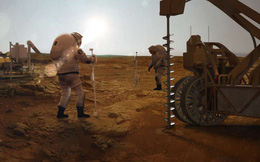 """Tìm ra nguồn nước """"uống được"""" khổng lồ trên sao Hỏa, hoàn toàn nằm trong phạm vi có thể khai thác"""