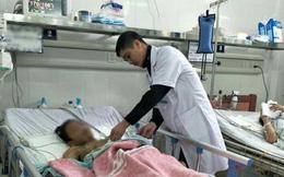 Điều 2 xe cấp cứu chở bác sĩ đến cứu sống bệnh nhân nguy kịch