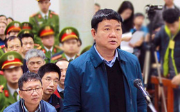 Bị cáo Đinh La Thăng nghẹn ngào, xin chấp hành mọi quyết định của tòa