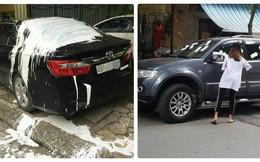 """Chọn chỗ đỗ ô tô kiểu """"trêu ngươi"""", chủ xe nhận hình phạt nhìn qua cũng thấy ngán ngẩm"""