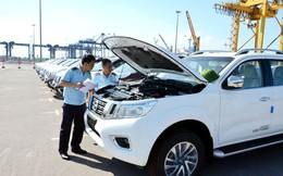 Ô tô nhập khẩu từ Thái Lan tăng đột biến