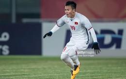 Ghi bàn liên tiếp, Quang Hải lọt top đầu cuộc đua tưởng chừng không dành cho U23 Việt Nam