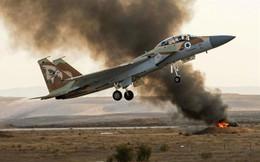 Không quân Israel phá hủy đường hầm ở biên giới với Ai Cập