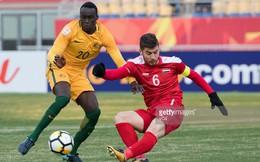 Níu chân U23 Hàn Quốc, đối thủ Tây Á phá ngang ngày vui của HLV Park Hang-seo