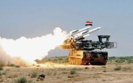 """Syria giăng """"lưới lửa"""" Buk-M2A của Nga để """"bắt nóng"""" chiến đấu cơ Israel"""