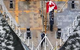 Hải quân Canada sẵn sàng giúp cấm vận Triều Tiên