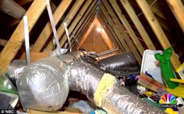 Nửa đêm nghe tiếng động lạ, người mẹ kinh hãi phát hiện bạn trai cũ cách đây 12 năm trốn trên gác mái