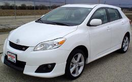 Thêm loạt mẫu xe Toyota phải triệu hồi vì túi khí Takata
