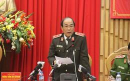 Bộ CA phản hồi thông tin nguyên Tổng cục trưởng Tổng cục Cảnh sát liên quan bảo kê đánh bạc